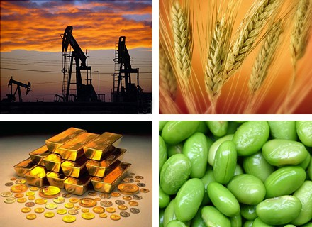 trading in commodities