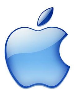 apple stock logo