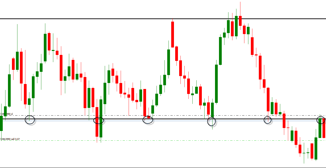 bounce forex